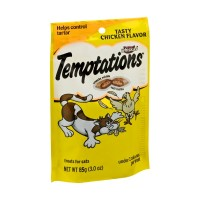 Whiskas Temptations Treats for Cats - Tasty Chicken 3 OZ