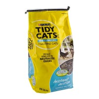 Tidy Cats Litter - Non-Clumping - Instant Action (Bag) 10 LB