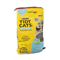 Purina Tidy Cats Litter for Multiple Cats - Non Clumping - Instant Action (Bag) 20 LB