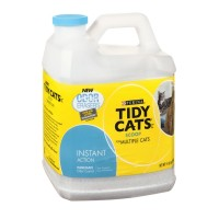 Tidy Cats Litter for Multiple Cats - Clumping - Instant Action (Container) 14 LB