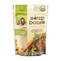 Rachael Ray Nutrish Soup Bones Real Chicken & Veggies Flavor Chew Bones for Dogs - 3 CT 6.3 OZ