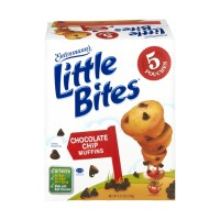 Entenmann's Little Bites Chocolate Chip Muffins - 5 PK 8.25 OZ