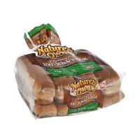 Nature's Own 100% Whole Wheat Hot Dog Rolls - 8 CT 13.0 OZ