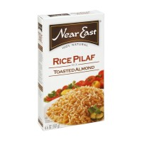 Near East Rice Pilaf Mix - Toasted Almond 6.6 OZ