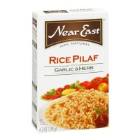 Near East Garlic & Herb Rice Pilaf Mix 6.3 OZ