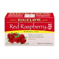 Bigelow Herbal Tea Red Raspberry - 20 CT 1.18 OZ