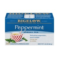 Bigelow Herbal Tea Peppermint - 20 CT 0.91 OZ