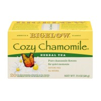 Bigelow Herbal Tea Cozy Chamomile  - 20 CT 0.73 OZ