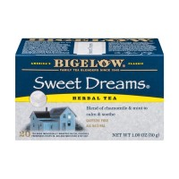 Bigelow Herbal Tea - Sweet Dreams - 20 CT 1.09 OZ