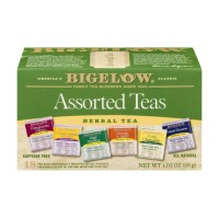 Bigelow Herbal Tea - Assorted Teas - 18 CT 1.03 OZ