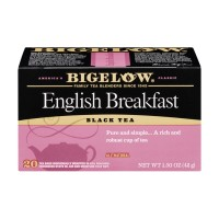 Bigelow Black Tea - English Breakfast - 20 CT 1.5 OZ