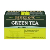 Bigelow Green Tea With Mint - 20 CT 0.91 OZ