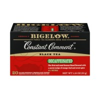 Bigelow Black Tea - Decaffeinated Constant Comment - 20 CT 1.18 OZ