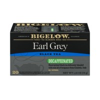 Bigelow Black Tea - Decaffeinated Earl Grey - 20 CT 1.18 OZ