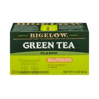 Bigelow Green Tea Classic - Decaffeinated - 20 CT 0.91 OZ