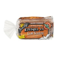 Food For Life - Ezekiel 4:9 - Organic Sprouted Grain Bread - Low Sodium -  24.0 OZ