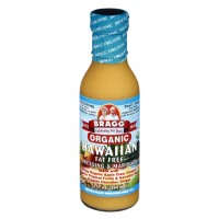 Bragg Organic Hawaiian Fat Free Dressing And Marinade - 12.0 FL OZ