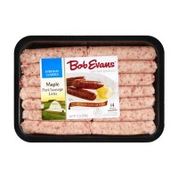Bob Evans Pork Sausage Links Maple 14ct 12 OZ