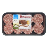 Bob Evans Pork Sausage Patties - Maple 12 OZ