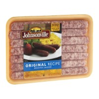 Johnsonville Breakfast Sausage Links Original Recipe 12 OZ