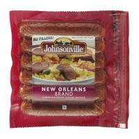 Johnsonville New Orleans Brand Smoked Sausage 14 OZ