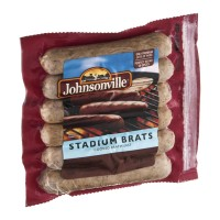 Johnsonville Stadium Brats 14 OZ