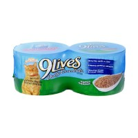 9Lives Cat Food - Super Supper - 4 PK