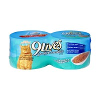 9Lives Cat Food - Chicken & Tuna Dinner - 4PK