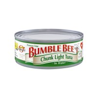Bumble Bee Chunk Light Tuna in Water (Can) 5 OZ
