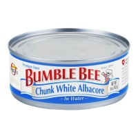 Bumble Bee Chunk White Albacore Tuna in Water (Can) 5 OZ