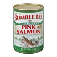 Bumble Bee Wild Pink Salmon (canned) 14.75 OZ