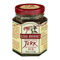 Busha Browne's Traditional Jerk Seasoning Rub 4oz