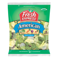 Salad - Fresh Express American - 11 OZ