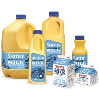 Fresh Milk Smith's 2% - .5 GL