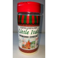 Clevelands Own Little Italy Freshly Grated Romano Cheese - 8.0 OZ