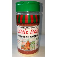 Clevelands Own Little Italy Freshly Grated Parmesan Cheese - 8.0 OZ