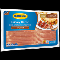 Butterball Turkey Bacon 12oz