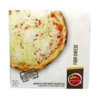 Mandia Four Cheese Pizza - 14.3 OZ