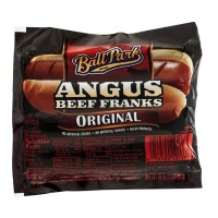 Ball Park Angus Beef Franks 14 Oz