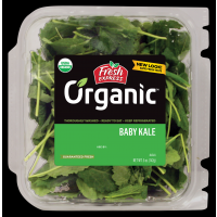 Salad - Fresh Express Organic Baby Kale - 5 OZ