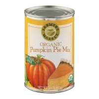 Farmer's Market Organic Pumpkin Pie Mix 15 OZ