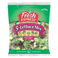 Salad - Fresh Express Five Lettuce Mix - 6 OZ