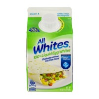 Crystal Farms All Whites 100% Liquid Egg Whites 16 OZ