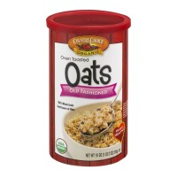 Country Choice Organic Oven Toasted Oats Old Fashioned 18 OZ