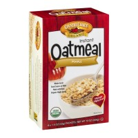 Country Choice Organic Instant Oatmeal Maple - 8 CT 1.5 OZ