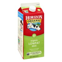 Fresh Milk Horizon Organic 1% - .5 GL