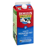Fresh Milk Horizon Organic 2% - .5 GL