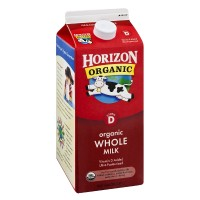 Fresh Milk Horizon Organic Whole - .5 GL