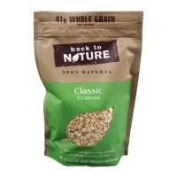 Back to Nature 100% Natural Classic Granola 12.5 OZ