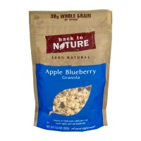 Back To Nature Granola Apple Blueberry 13.5 OZ